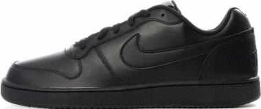 Nike Ebernon Low - Black/Black (AQ1775003)