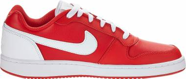 Nike Ebernon Low - Red (University Red/White 000)