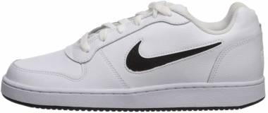 Nike Ebernon Low - White/Black (AQ1775103)