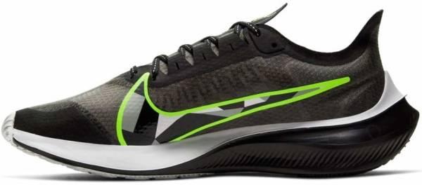 Nike Zoom Gravity - Black Dk Smoke Grey Ghost Green White (BQ3202009)