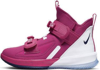 Nike LeBron Soldier 13 - Vivid Pink/Regency Purple-white (CV1942600)