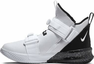 Nike LeBron Soldier 13 - White/Black