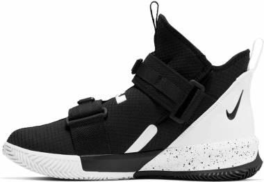 Nike LeBron Soldier 13 - Black/White (CN9809002)