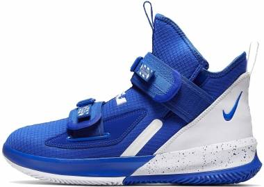 Nike LeBron Soldier 13 - Game Royal/White-white (CN9809405)