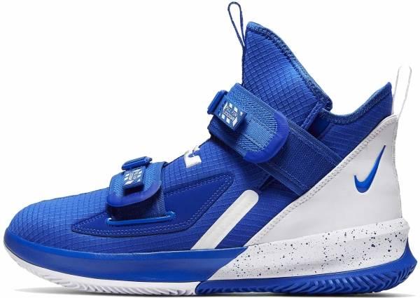 Nike LeBron Soldier 13 - Game Royal/White-white (CN9809405)