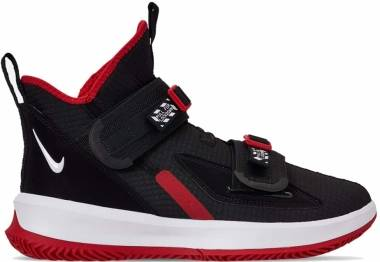 Nike LeBron Soldier 13 - Black/White-university Red