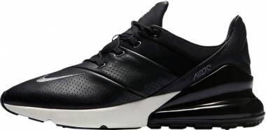 Nike Air Max 270 Premium - Multicolore Black Light Carbon Sail Mtlc Cool Grey 001 (AO8283001)