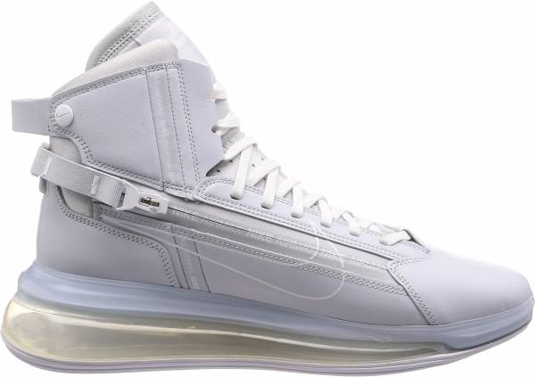 Nike Air Max 720 SATRN - Pure Platinum/White