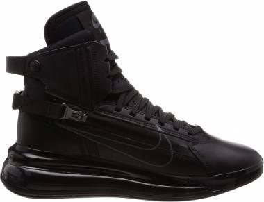 Nike Air Max 720 SATRN - Black Dark Grey 001