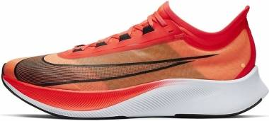 Nike Zoom Fly 3 - Red Brt Crimson Black White 601 (AT8240601)