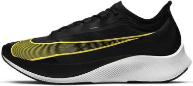 Nike Zoom Fly 3 - Black / Optic Yellow / White (AT8240006)