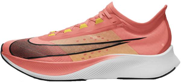 Nike Zoom Fly 3 - Bright Mango / Black / Citron Pulse (AT8240801)