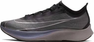 Nike Zoom Fly 3 - Grey Thunder Grey Mtlc Silver Black Pumice Indigo Haze 001 (AT8240001)
