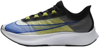 Nike Zoom Fly 3 - White / Racer Blue / Cyber / Black (AT8240104)