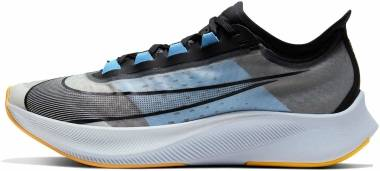 Nike Zoom Fly 3 - White Black University Blue Laser Orange