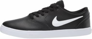 Nike SB Check Solar - BLACK WHITE