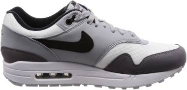 Nike Air Max 1 - Multicolore White Black Wolf Gre 101 (AH8145101)
