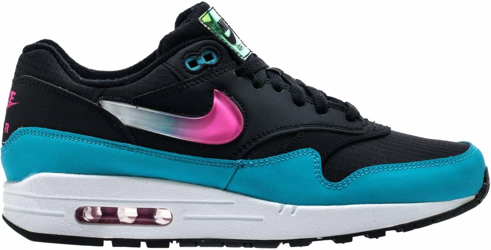 Nike Air Max 1 sneakers in 3 colors (only $105)   RunRepeat
