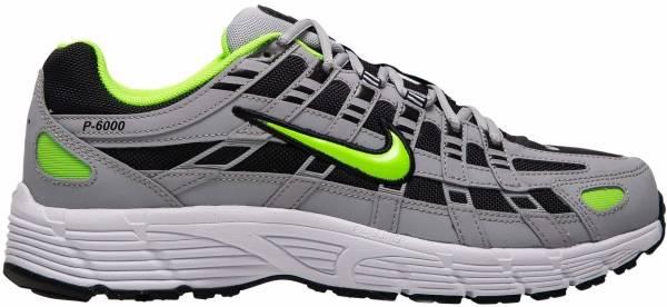 Nike P-6000 - Wolf Grey/Black/White/Electric Green (CD6404005)