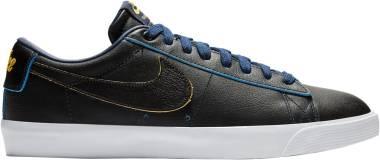 Nike SB Blazer Low GT NBA - Black/Black-amarillo-coast