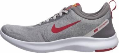Nike Flex Experience RN 8 - Gun Smoke/University Red - Vast Grey