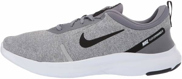 Nike Flex Experience RN 8 - Gris (Cool Grey/Black/Reflecting Silver/White 012)