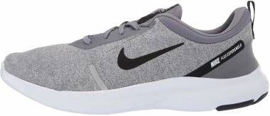 Nike Flex Experience RN 8 - Cool Grey/Black-reflective Silver-white (378255057)