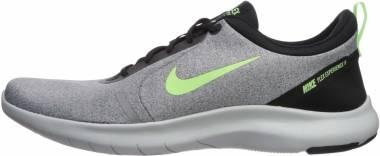 Nike Flex Experience RN 8 - BLACK/BLACK-UNIVERSITY RED-WHITE (AO4484002)