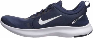 Nike Flex Experience RN 8 - Midnight Navy White Monsoon Blue