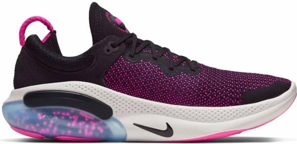 Nike Joyride Run Flyknit - Black Black Anthracite Pink Blast (AQ2730003)