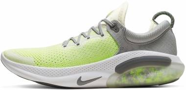 Nike Joyride Run Flyknit - Sail/Smoke Grey-volt-lt Smoke Grey (AQ2730102)