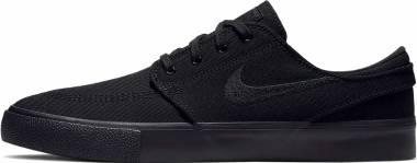 Nike SB Zoom Stefan Janoski Canvas RM - Black (AR7718004)
