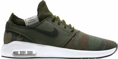 Nike SB Air Max Janoski 2 Premium - Iguana/Black-sequoia