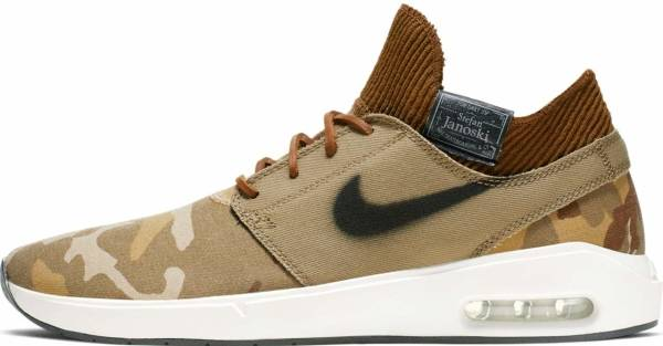 Laboratorio Diez años secuestrar  Nike SB Air Max Janoski 2 Premium sneakers in green | RunRepeat