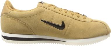 Nike Cortez Basic SE - Orange Elemental Gold Black Sail 700 (902803700)