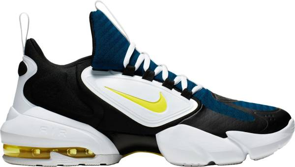 Nike Air Max Alpha Savage - Blue Blue Force Dynamic Yellow White Black 471 (AT3378471)