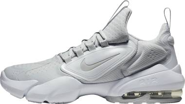Nike Air Max Alpha Savage - Pure Platinum/Pure Platinum-white (AT3378011)