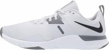 Nike Renew Retaliation TR - Pure Platinum/Black-wolf Grey-cool Grey (AT1238001)