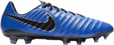 Nike Legend 7 Pro Firm Ground - Blau (Racer Blue/Black-metallic Silv 400)