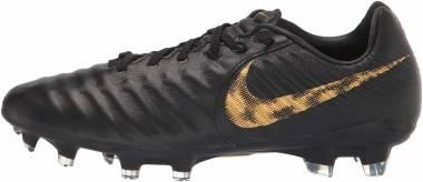Nike Legend 7 Pro Firm Ground - Black/Gold (AH7241077)