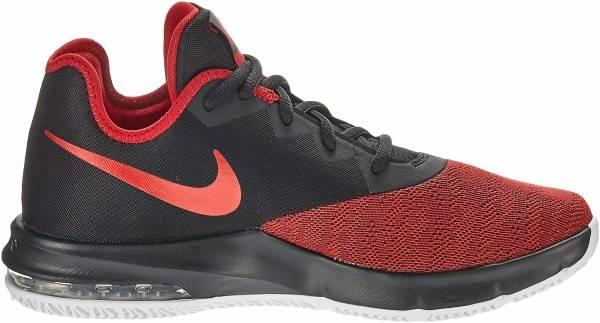Nike Air Max Infuriate III Low - Red (AJ5898003)