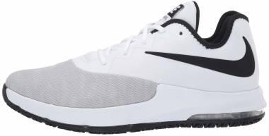 Nike Air Max Infuriate III Low - white black (AJ5898100)