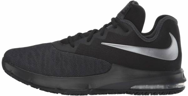 Nike Air Max Infuriate III Low - Multicolour Black Mtlc Dark Grey Anthracite 007 (AJ5898007)