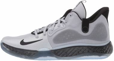 Nike KD Trey 5 VII - Grey/Black/White