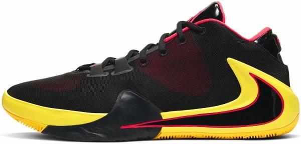 Nike Zoom Freak 1 - Black Black Red Orbit Opti Yellow (BQ5422003)