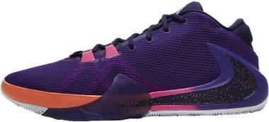 Nike Zoom Freak 1 - Voltage Purple Pink Blast White Blackened Blue (DA4811500)