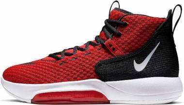 Nike Zoom Rize - Multicolour University Red White Black 600