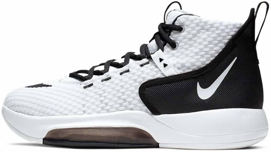 Save 27% on White Nike Basketball Shoes