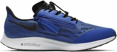Nike Air Zoom Pegasus 36 FlyEase - Racer Blue/Black-blue Hero-white