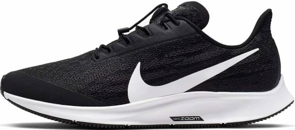Nike Air Zoom Pegasus 36 FlyEase - Black (BV0615001)